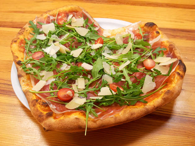 Pizza Valentina : La Case à Pizza