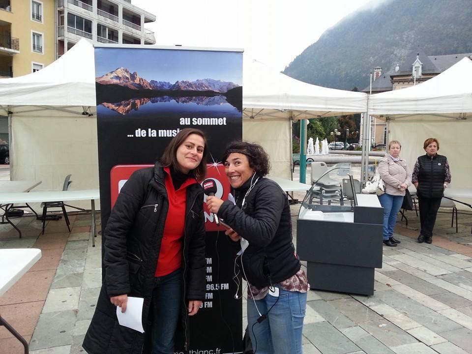2015-10-14 Radio Mont-Blanc Journée du Goût 2015